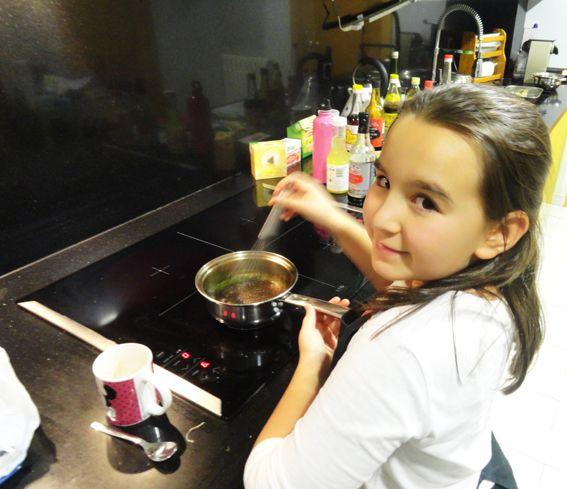 Curso cocina japonesa Madrid
