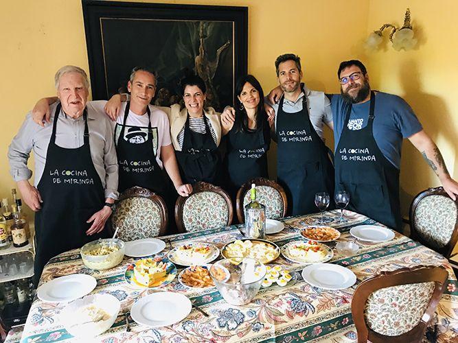 Cooking Party en Madrid