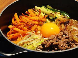 Curso de Cocina Coreana en Madrid