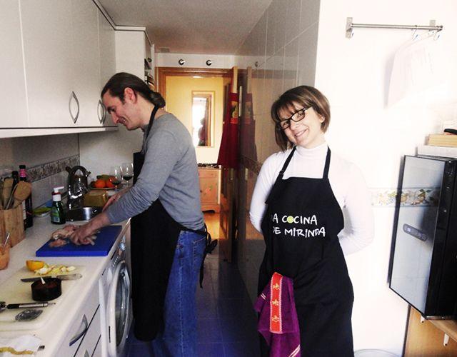 Curso de cocina en Monte Rozas