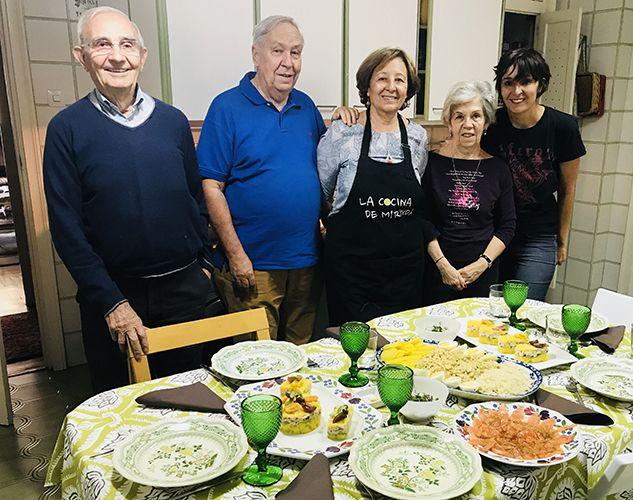 Curso de cocina peruana en Madrid