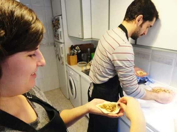 Curso de cocina china Madrid