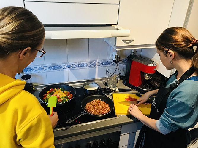 Curso de cocina mexicana en Madrid