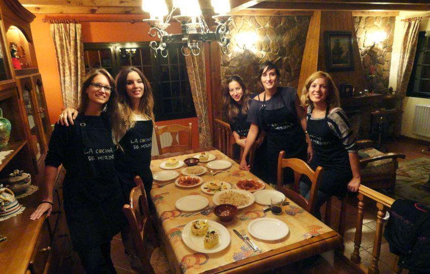 Estrenamos curso de cocina Peruana